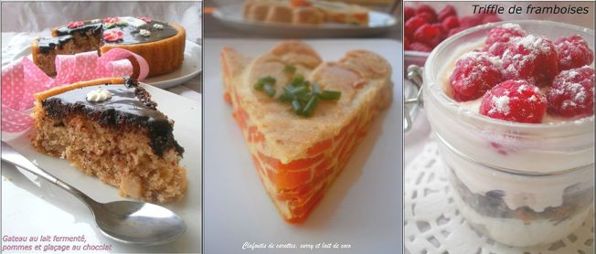 La cuisine quotidienne de lou bulles de gourmandises for Cuisine quotidienne