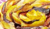 Tartelette aux figues sur pâte sucrée à l'orange… Mi-figue mi-gourmandise !!!