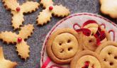 Sablés de Noël à la vanille… croquez du bonheur !!!