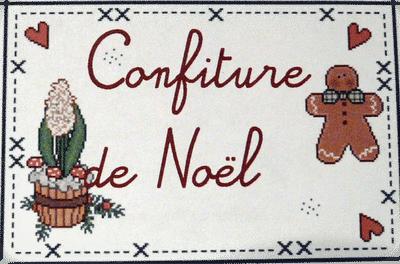 Recette confiture noel