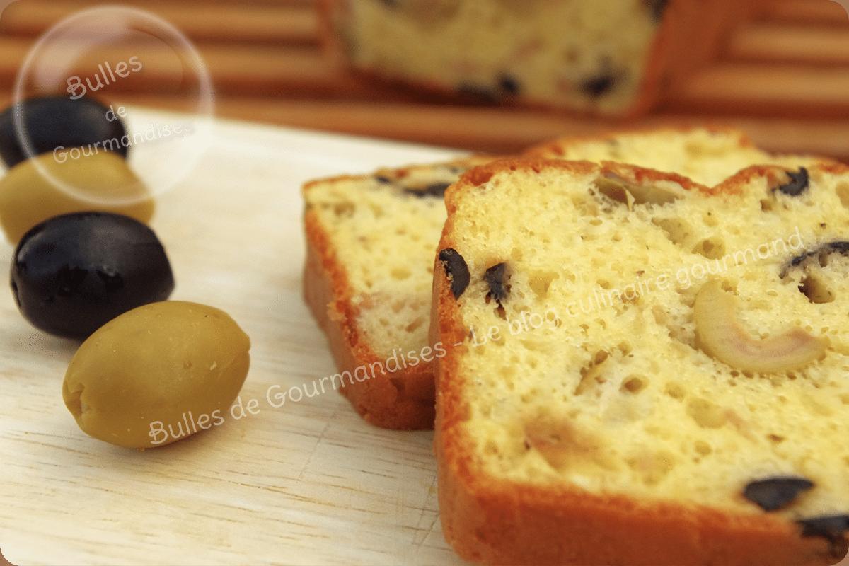 cake au jambon et aux olives bulles de gourmandises. Black Bedroom Furniture Sets. Home Design Ideas