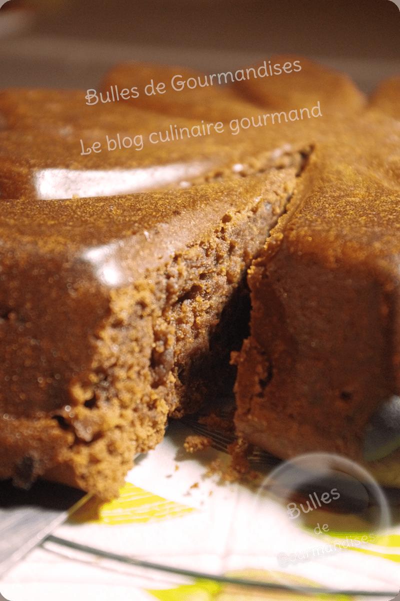 Gâteau Chocolat Praliné Mariage Gourmand Fondant