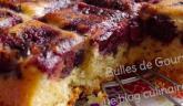 Gâteau aux cerises… 1, 2, 3, je m'en vais aux bois, 4, 5, 6, cueillir des cerises !!!