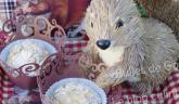 Bouchées aux noisettes et aux amandes, sans gluten … La recette préférée de Croque-Noisette !!!